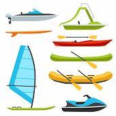 ������, ������: Boat Types