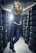 tires department