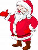 Santa Claus Showing