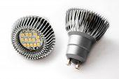 Led Light Bulbs Metal