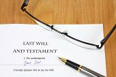 Last Will - Testament