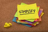 Simplificar o lembrete