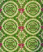 Asian Silk Pattern