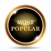 Постер, плакат: Most Popular Icon