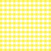 Seamless  Tablecloth Pattern, Yellow