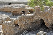 Ancient City In Ras Al Khaimah. United Arab Emirates