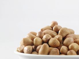 pic of ground nut  - close up of the ground nut - JPG