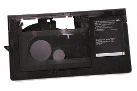 foto of mm  - Video cassette adaptor for digitization of 16 mm cassette - JPG