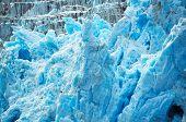 Surprise Glacier Closeup