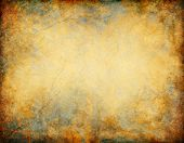 Patina Grunge Background