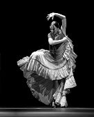 Dançarina espanhola