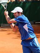 Charles-antoine Brezac At Roland Garros 2011