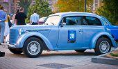 Blue Moskvic