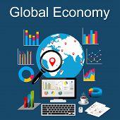 economy poster