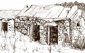 Outbuilding Sketch