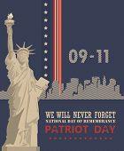 Patriotday6 poster