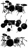 Drums Vector 01.eps
