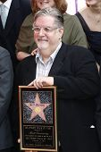 Los Angeles, ca feb 14: matt Groening im Rahmen einer Zeremonie als matt Groening erhält einen Stern auf der Hollyw