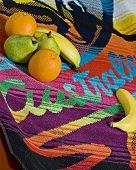 Постер, плакат: Свежая еда & серфинг в Австралии
