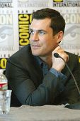 SAN DIEGO, CA - JULY 13: Sean Maher attends a press conference for
