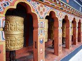 Bhutanesischer Tempel