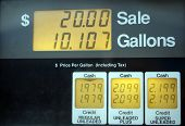 Gas Prices Below 2 Dollars Per Gallon