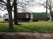 Moving Truck Transfer
