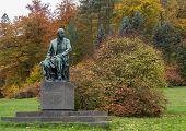 Monument Of Bedrich Smetana, Karlovy Vary