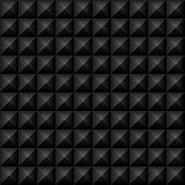 Montantes negro transparente textura