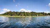 Lanskie Lake