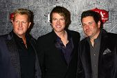 LOS ANGELES - DEC 10:  Rascal Flatts arrives to the American Country Awards 2012 at Mandalay Bay Res