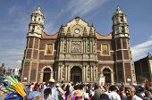Old Basilica Of Our Lady Of Guadalupe