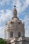 Basilica Da Estrela (dome) In Lisbon, Portugal