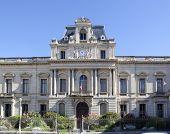 Prefectura en Montpellier. Prefectura que data del siglo XIX