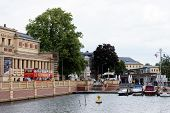 Schwerin Castle Island