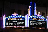 LOS ANGELES - FEB 16:  Saban Theater at the Engelbert Humperdinck In Concert at Saban Theater on Feb