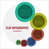 Modern Flat Colorful Infographic