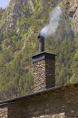 Chimney With Smoke