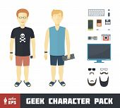 Geek Character Set
