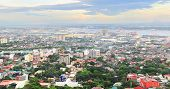 image of cebu  - Panorama of Cebu city - JPG