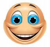 Emoticon Smiling