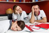 Nursing Staff Suffering From Burnout