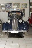 Vintage Car 1936 Chevrolet Coupe