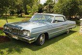 Vintage Car 1964 Chevrolet Impala Coupe