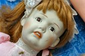 Retired Doll