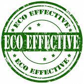 Eco Effective-stamp
