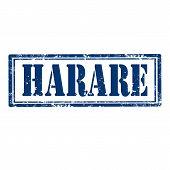 Harare-stamp