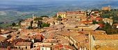 medieval towns of Tuscany, Volterra. Italy