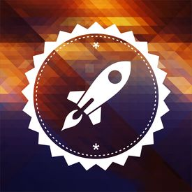 pic of going out business sale  - Icon of Go Up Rocket - JPG