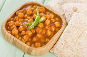 stock photo of pakistani  - Chana Masala  - JPG